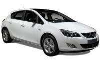 Opel Astra manuell